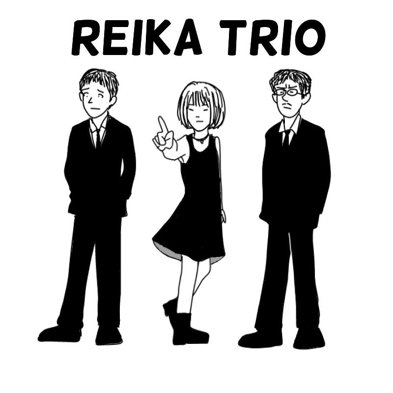 REIKA TRIOロゴ